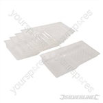 Disposable Roller Tray Liner 5pk - 100mm