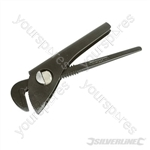 Thumbturn Pipe Wrench - Length 175mm - Jaw 40mm