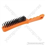 Steel Wire Brush - 5 Row