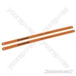 Hacksaw Blades Cobalt 2pk - 24tpi