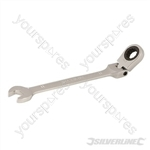 Flexible Head Ratchet Spanner - 11mm