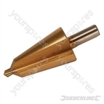 Titanium-Plated HSS Taper Drill - 16 - 30mm
