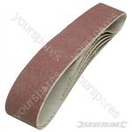 Sanding Belts 50 x 686mm 5pk - 80 Grit