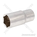 "Deep Socket 1/2"" Drive 6pt Metric - 27mm"