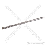 Crosshead Masonry Drill Bit - 18 x 400mm