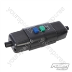 In-Line Active Outdoor RCD 16A - 230V~ 50Hz