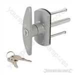 Garage Door Locking Handle - 75mm Square