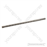 SDS Max Crosshead Drill Bit - 20 x 500mm