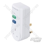 Plug-in Active RCD 13A UK - 230V
