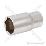 "Deep Socket 1/2"" Drive 6pt Metric - 30mm"