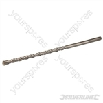 SDS Max Crosshead Drill Bit - 22 x 500mm