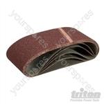 Sanding Belt 100 x 610mm 5pk - 40 Grit