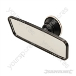 Universal Suction Cup Car Mirror - 180 x 60mm