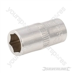 "Socket 1/4"" Drive 6pt Metric - 8mm"