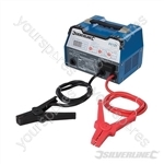 Automatic Battery Starter Charger 12A 6/12V - 8-180Ah Capacity