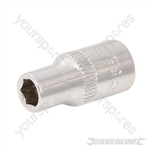 "Socket 1/4"" Drive 6pt Metric - 5.5mm"