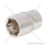"Socket 1/4"" Drive 6pt Metric - 13mm"