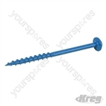 "Blue-Kote™ Pocket-Hole Screws Washer Head Coarse - No.8 x 2-1/2"" 125pk"