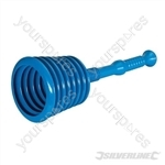 Large Sink Plunger - 160 x 475mm
