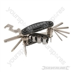 Bike Multi-Tool - 13 Function
