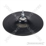 Hook & Loop Backing Pad - 150mm