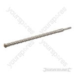 SDS Plus Crosshead Drill Bit - 25 x 460mm