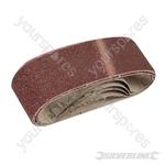 Sanding Belts 40 x 305mm 5pk - 60 Grit