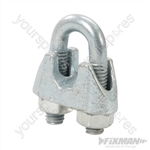 Wire Rope Clips 10pk - M6