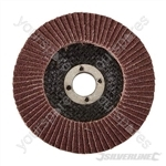 Aluminium Oxide Flap Disc - 100mm 40 Grit