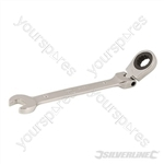 Flexible Head Ratchet Spanner - 12mm