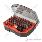Premium Screwdriver Bit Set Display Box 32pce - 9pk - 18.310