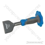 Bolster Chisel with Guard - 100 x 216mm