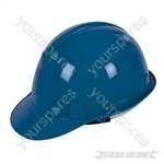 Safety Hard Hat - Blue