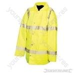 "Hi-Vis Jacket Class 3 - XL 108-116cm (42-46"")"