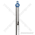 Chain Block - 1000kg / 2.5m Lift Height