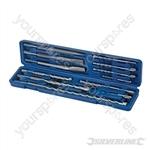 SDS Plus Masonry Drill & Steel Set 12pce - 12pce
