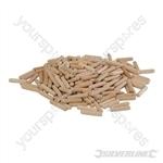 Dowel Pins 200pk - 6 x 30mm