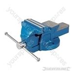 """Engineers Workshop Vice 100mm (4"""") - Jaw Capacity 120mm / 4.5kg"""