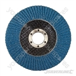 Zirconium Flap Disc - 115mm 40 Grit