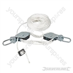 Cable Pulley Set - 180kg