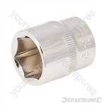 "Socket 3/8"" Drive 6pt Metric - 18mm"