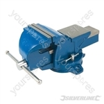 "Engineers Vice Swivel Base - 150mm (6"") 16kg"
