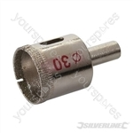 Diamond Dust Holesaw - 30mm