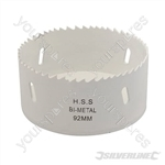 Bi-Metal Holesaw - 92mm