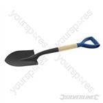 Wooden Round Head Micro Shovel - 700mm