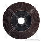 Aluminium Oxide Flap Disc - 125mm 60 Grit