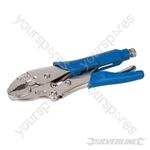Self-Locking Soft-Grip Pliers - 180mm