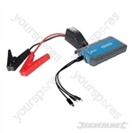 12V Lithium Jump Starter & Powerbank - 6000mAh 400A
