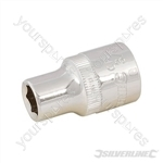 "Socket 1/2"" Drive 6pt Imperial - 3/8"""