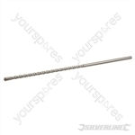 Crosshead Masonry Drill Bit - 16 x 600mm